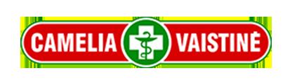 Camelia vaistine - Logo