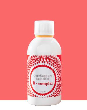 Liposominis vitaminu B kompleksas